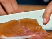 寿司的做法视频 三文鱼寿司的做法